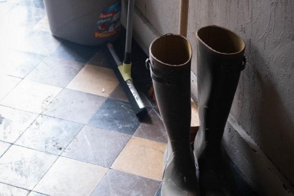 FGTB Liège-Huy-Waremme : après les inondations