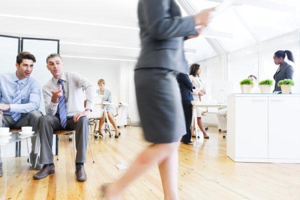 Sexisme au travail: le silence n'est pas une option