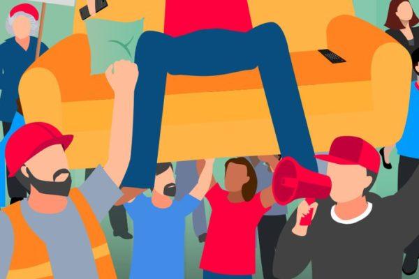 EXPO   Révoltes: du salon à l'action